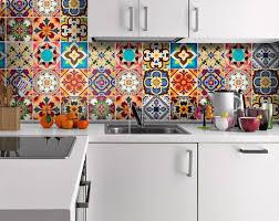 papier peint imitation carrelage cuisine carreaux de ciment 10 revêtements de sol imitation carreaux de