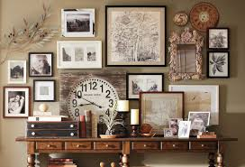 how to arrange accessories in an entryway pottery barn