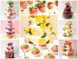 Beautiful Cakes & Confections from Lily Vanilli