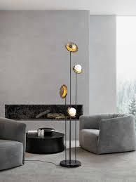 led kupfer boden le wohnzimmer stehend beleuchtung luxus kreative postmodernen boden licht schlafzimmer nacht vertikale luminair