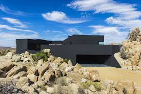 100 Desert House Black Picture Gallery
