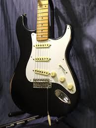 Fender Road Worn 50s Stratocaster Black