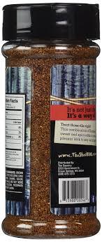 amazon com rack attack rib rub5 2oz grocery gourmet food