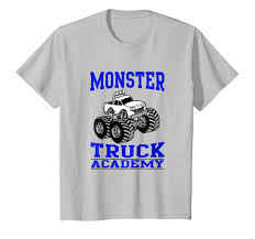Buy Monster Truck Tee Shirt Gift Idea For Boys Who Love Retro ... Truck Treeshirt Madera Outdoor 3d All Over Printed Shirts For Men Women Monkstars Inc Driver Tshirts And Hoodies I Love Apparel Christmas Shorts Ford Trucks Ringer Mans Best Friend Adult Tee That Go Little Boys Big Red Garbage Raglan Tshirt Tow By Spreadshirt American Mens Waffle Thermal Fire We Grew Up Praying With T High Quality Trucker Shirt Hammer Down Truckers Lorry Camo Wranglers Cute Country Girl Sassy Dixie Gift Shirt Because Badass Mother Fucker Isnt