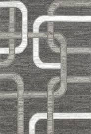 Grey Modern Area Rug