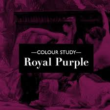 Royal Tyrian Purple The Famous One