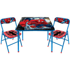 Kohls Folding Table And Chairs by Toddler Table U0026 Chair Sets Walmart Com