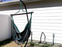 Hammock Chair Stand Diy Camping