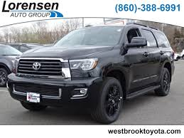 New 2018 Toyota Sequoia TRD Sport Sport Utility In Westbrook #18554 ... 2018 Toyota Tundra Trd Sport Exterior And Interior Walkaround Preowned Toyota Truck Highlander Le Utility In Hollywood 2017 Tacoma Crew Cab Pickup Hiram Sport Double 5 Bed V6 4x4 At Truck Youtube Review 2015 Is Your Weekend Getaway Bestride New I Tuned Suspension Nav 4 1980 4wd 49k Original Miles Paint 2016 Offroad Vs Mishawaka Jm173303