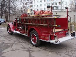 REO Fire Truck - Reanimation Auto Repair