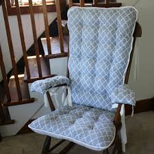 Rocking Chair Arm Cushions - Arm Designs Nursery Exceptional Comfort Make Ideal Choice With Rocking Chair Easy Pad Pattern Directors And Etsy Black And White Striped By Poeticrockstar On Home Decor Wooden Kids Personalized Cherry Finish 5995 Via Bertoia Side Chair Pad Black Vinyl Custom Made Sold On Archaikomely Glider Cushions Fokiniwebsite Slideshow Things We Commonly See At Roadshow Antiques Roadshow Pbs Chairs How Beautiful Windsor Lovely Color Plans To Build A Wood Cooler Stand Ice Chest The 365 Project Week Sixteen Feeling Blue Vintage Junk In Archives Design Quixotic