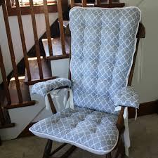 Rocking Chair Arm Cushions - Arm Designs
