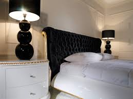 Black Leather Headboard King Size by Bedroom Bedroom Astonishing Black And White Bedroom Using Black