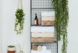 praktische ideen wie platzsparend handtücher