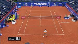 100 Fritz 5 Nishikori Beats To Reach Barcelona Open Third Round
