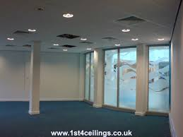 suspended ceiling tiles partitions lining insulated plasterboard