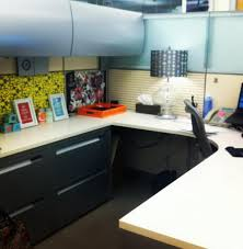 fine decoration decorating office cubicle home office design