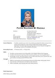 Transform Sample Resume For Government Job In Malaysia Your Ixiplay Free