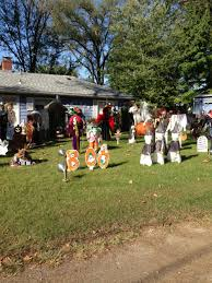 Forge Of Empires Halloween Event 2017 by Photos U2014 Best Decorated Yards Of Halloween 2016 In The Qc Wqad Com