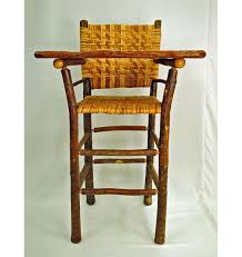 Old Hickory Chair Co., Child`s High Chair