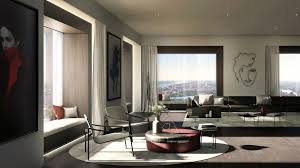 100 New York City Penthouses For Sale MolteniC Furnishes Penthouse At Violys 432 Park Avenue