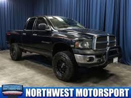100 Puyallup Cars And Trucks 2004 Dodge Ram Lifted For Sale 10 Used From 11 219 With Lifted