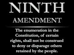 Constitutions Ninth Amendment Protecting Unenumerated Rights