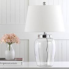 Fillable Glass Lamp Base by Amazon Com Dei Fillable Craft Lamp Home U0026 Kitchen