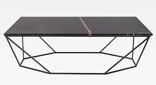 casa padrino luxus couchtisch schwarz schwarz 130 x 70 x h 40 cm rechteckiger wohnzimmertisch mit marmorplatte und metallgestell moderne