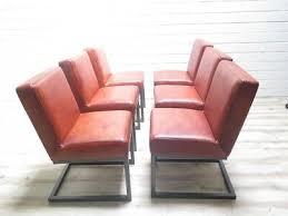2x esszimmerstuhl stuhl novara ii leder schwarz creme weiß