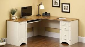 unboxing ameriwood l shape desk youtube pertaining to l shaped