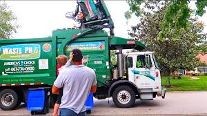 Jackson Goes In A Garbage Truck! - YouTube
