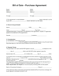 Buy Sell Agreement Form