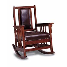 Rocking Chair, White Pu - Rubber Wood, Plywood & Pu White Pu Cowhide And Leather Rocker Ruicartistrycom Rocking Chair Accent Chairs Dark Brown Wood Finish Oak Frame Glider Baby Rocker Ott Beige Presso Wood Rocking Chair Seat Baby Nursery Relax Glider Ottoman Set W Decorsa Upholstered High Back Fabric Best Reviews Buying Guide June 2019 Own This Traditional Espresso Colour Plywood Geneva Dove Rst Outdoor Alinum Woven Seat At New Folding Bed Shower Decorate With Amazoncom Belham Living Kitchen