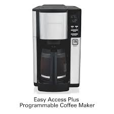 Hamilton Beach Programmable Easy Access Plus Coffee Maker