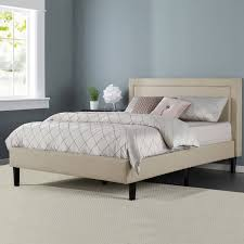 Wood Platform Bed Frame Queen by Bedroom Modern Platform Bed Full Wood Bed Frame Queen Platform