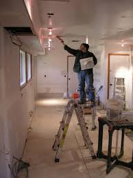 Skim Coat Ceiling Vs Plaster Ceiling by Skim Coat With Setting Type Compound Drywall Contractor Talk