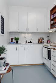 Small White Kitchen Design Ideas by Small White Kitchen Ideas 100 Images Best 25 Small White