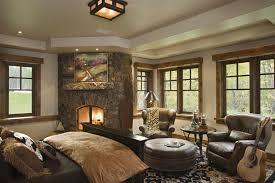 Excellent Rustic Master Bedroom Decorating Ideas Warm Color Scheme Definition With Design