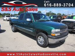 Used 2000 Chevrolet Silverado 1500 For Sale In Hudsonville, MI 49426 ... 2000 Chevy Silverado 1500 Extended Cab Ls Malechas Auto Body Chevyridinghi Chevrolet Regular Specs Buy Here Pay For Sale In San Chevrolet Gmt400 3500 Sale Medina Oh Southern Select 2500hd 4x4 Questions I Have A 34 Ton New Lease Deals Quirk Near Boston Ma 2500 Victory Red 1999 Lt K1500 Used For Grand Rapids Mn