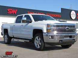 2018 Chevy Silverado 2500HD LTZ 4X4 Truck For Sale In Ada OK - JF229466