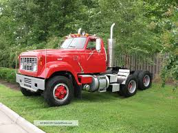 100 Gmc Semi Trucks 1973 Mh9500