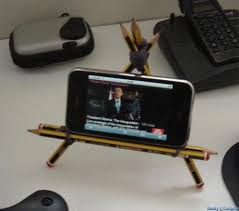 5 Diy Phone Stand You Can Make Easy By Yourself