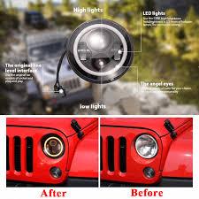 jeep wrangler jk led fog light bulb upgrade level 2 led my bookmarks
