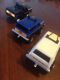 100 Stomper Toy Trucks 1980S Vintage 4 X 4S Shaper Mfgco Hong Kong