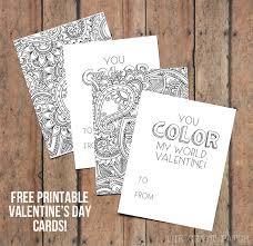 My Kids And I LOVE To Color These Intricate Pictures It Got Me Thinking That Needed Make A Coloring Book Valentines Day Card