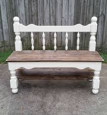 Ana White Headboard Bench by Best 25 Headboard Benches Ideas On Pinterest Refurbished