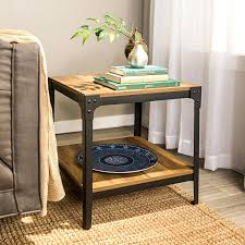 End Tables ~ Iron And Wood End Tables Gray Wash Angle Rustic Table ... Cheshire Rustic Oak Small Ding Table Set 25 Slat Back Wning Tall Black Kitchen Chef Spaces And Polyamory Definition Fniture Chairs Tables Ashley South Big Lewis Sets Cadian Room Best Modern Amazoncom End Wood And Metal Industrial Style Astounding Lots Everyday Round Diy With Bench Design Ideas Chic Inspiration Rectangle Mhwatson 2 Pedestal 6 1 Leaf Drop Dead Gorgeous For Less Apartments Quality Images Target Centerpieces Mid