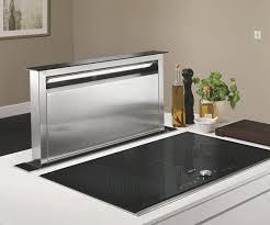 hotte de cuisine centrale hotte de cuisine conseils avant d acheter côté maison