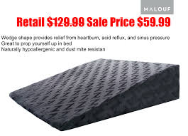 Bed Wedge Acid Reflux by Benefits Of Sleeping With A Wedge Pillow Texan Mattress